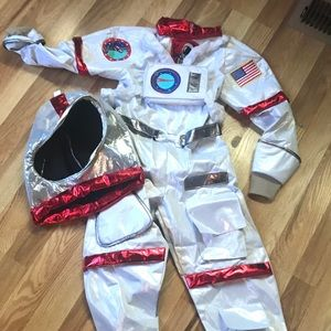 Other - Boys Astronaut Space Man Costume Size 5/6